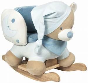 Animal Bascule Bebe : acheter un cheval bascule ~ Teatrodelosmanantiales.com Idées de Décoration