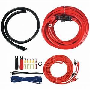 0 Gauge Wiring Kit