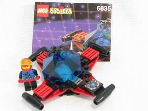 Lego Spyrius Saucer Scout Lego Space Set 6835