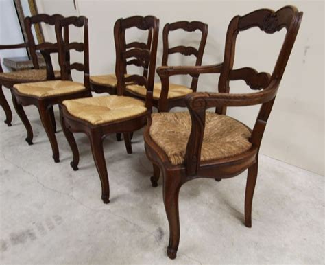 antique ladder back chairs with woven seats the clayton