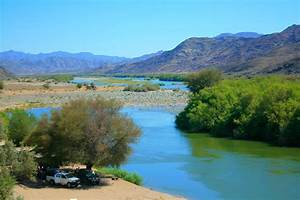 Orange River Mouth - A diamond in the Rough - Travel News ...