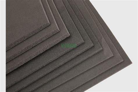 sound absorbing rug sound isolation foam shock vibration absorption floor mat