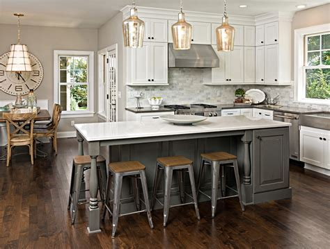 Gray Cabinetry Trend   Dura Supreme   Gray Stained and