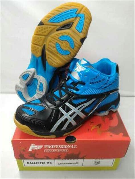 jual sepatu volly professional ballistic volley voli