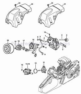 31 Stihl Ms 251 Parts Diagram