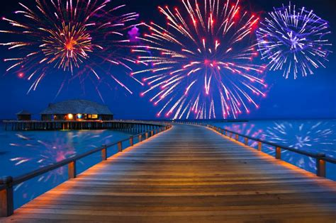 fireworks eve maldives july tropical years 4th island festive celebrations events jupiter holiday vs celebration firework fl activities june mauritius