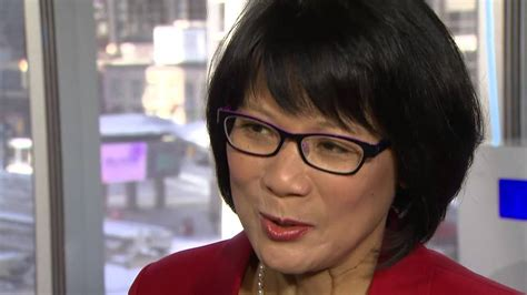 Olivia Chow on new book, possible mayoral run - YouTube
