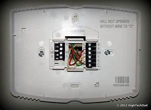 Honeywell Wi Fi 9000 Wiring Diagram