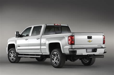 chevrolet silverado high country hd    gm authority