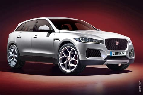 Jaguar Fpace, Price, Release Date And Specs Carbuyer