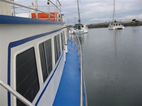Boats Online Price Reduced by Custom Charter Vessel Price Reduced Commercial Vessel
