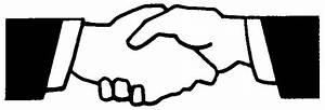 Handshake shaking hands hand shake clip art clipart image ...