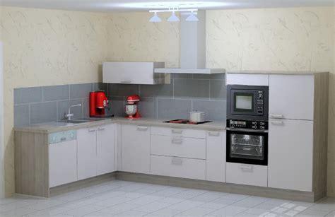 plan de cuisine en l cuisine plan de cuisine en l exemples pour optimiser l