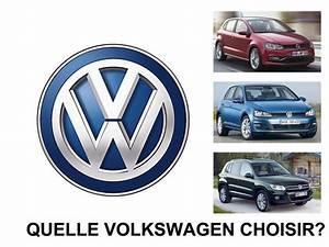 Quelle Berline Choisir : quelle volkswagen choisir ~ Gottalentnigeria.com Avis de Voitures