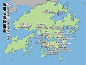 Hk Location of Courts • Mapsof.net