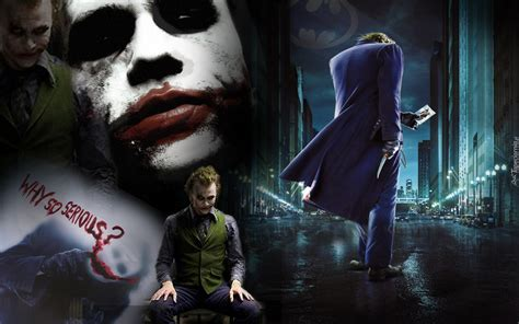 batman dark knight heath ledger joker