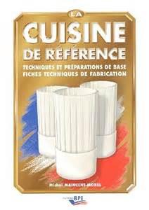 Meilleur Livre De Cuisine Professionnel livres de cuisine professionnelle cap cuisine et bts
