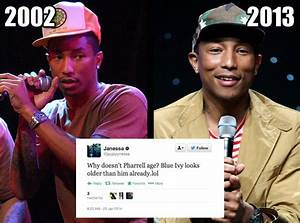 You're Not The Only Person Who's Noticed Pharrell Williams ...