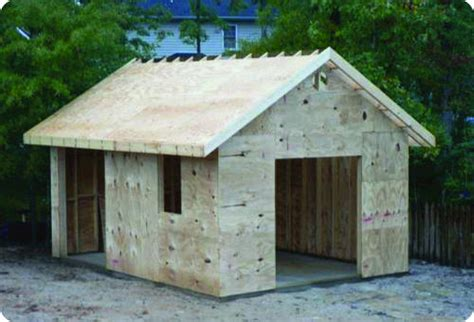 how to build a shed plan building plans only at menards 174