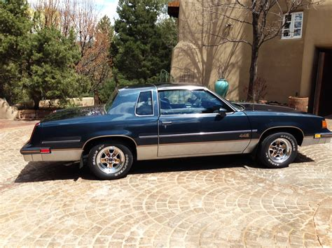Buick Pontiac by Find Used 1987 Oldsmobile Cutlass Supreme 442 3000