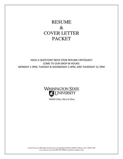 10 best images of best cover page for resume resume