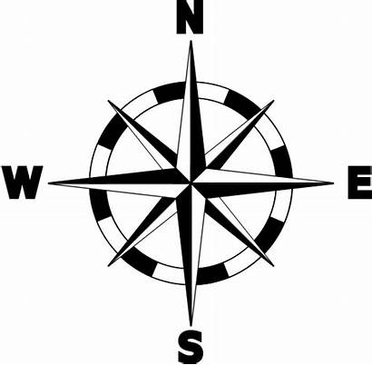 Transparent Compass Rose Map North Clipart Clip