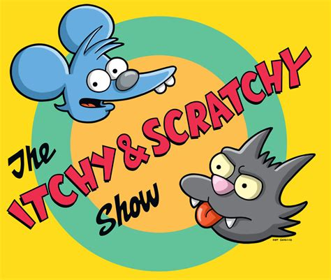 The Itchy & Scratchy Show  Simpsons Wiki