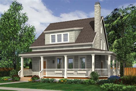 cottage style house plan  beds  baths  sqft plan   houseplanscom