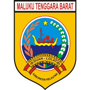 logo kabupaten kota  provinsi maluku idezia