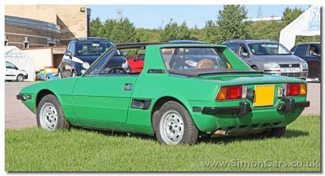 1976 Fiat X19 by Simon Cars Fiat X1 9