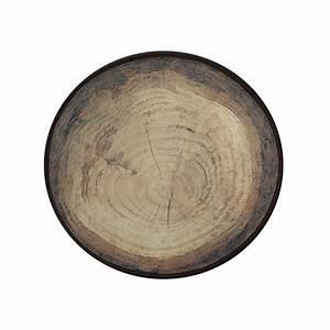 Tapis Rond Design : tapis moderne et design imprim bois par merowings ~ Teatrodelosmanantiales.com Idées de Décoration