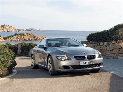 2008 Bmw 6 Series by 2008 Bmw 6 Series Front Angle Uphill 1280x960 Wallpaper