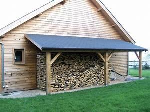 Abris A Bois : construire appenti bois ~ Edinachiropracticcenter.com Idées de Décoration