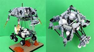 Build Your Own LEGO Mars Science Laboratory Rover (MOC ...