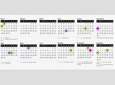 Calendario laboral 2019 consulta todos los puentes y
