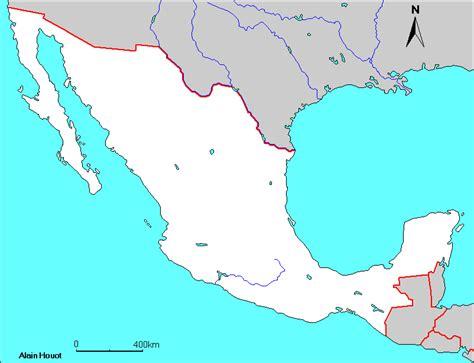 Fond De Carte Vierge Villes by Mexique