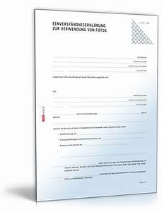 Einverständniserklärung Verwendung Von Fotos : einwilligung verwendung fotos muster zum download ~ Themetempest.com Abrechnung