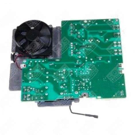 carte de puissance plaque induction four cuisini 232 re sauter sci1061x