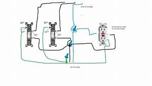 Wiring Diagram Outlets New Wiring Diagrams For Switches