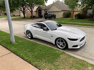 6th generation white 2015 Ford Mustang GT 722 rwhp For Sale - MustangCarPlace