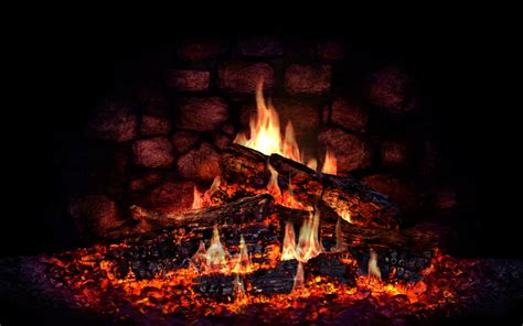 Fireplace Animated Wallpaper - 9 lovely hd fireplace wallpapers hdwallsource