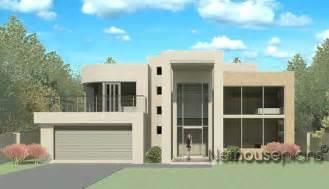 contemporary plan floor plan 4 bedroom modern style house plan m434dnethouseplans