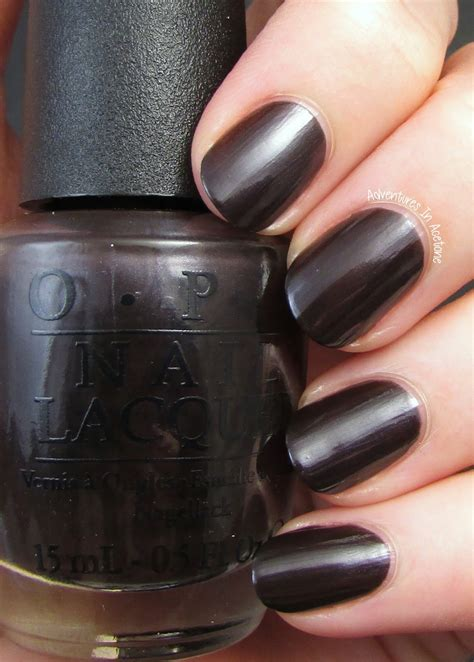 love is hot and coal opi swatches opi gwen stefani holiday 2014 part 2