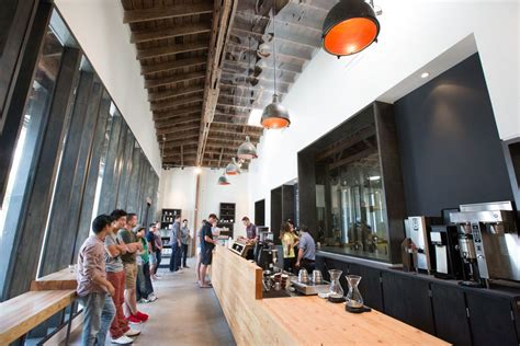 To help in this, we offer some fun merchandise and coffee accessories. Stumptown Coffee Serves Today at New Arts District Cafe - Eater LA