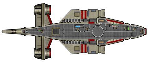Cruiser Decks by Gozanti Cruiser Deck Plan Spaceships Pinterest
