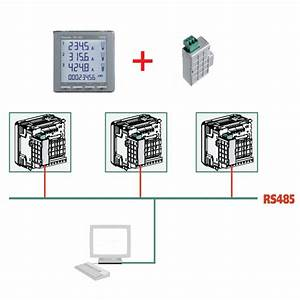 Ime If96001 Nemo 96 Hd  Hd  Rs485 Modbus Communications
