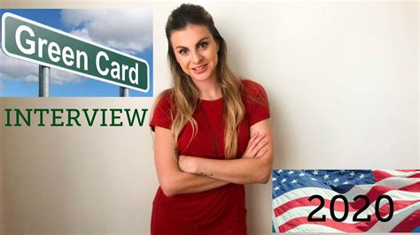 Citizen or green card holder to live and work anywhere in the united states. Green Card Interview August 2020- What to prepare for ...