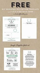 diy wedding invitations templates sadamatsu hp With wedding invitations html templates