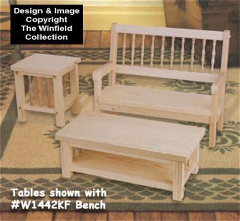 doll bear furniture doll coffee   table wood pattern