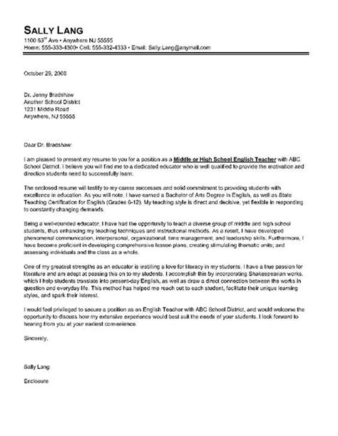 Cover Letter Introduction by Letter Of Introduction For A Canadian Resume